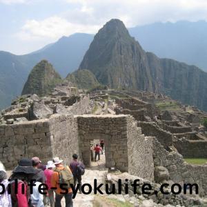南米旅行記12 マチュピチュを堪能