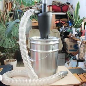 木材粉じんは怖い!? サイクロン集塵機を自作してDIYでの病気を防ごう
