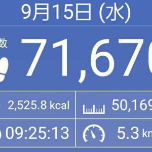 50k歩いてみた! ベスタ10万歩への道 NO.9