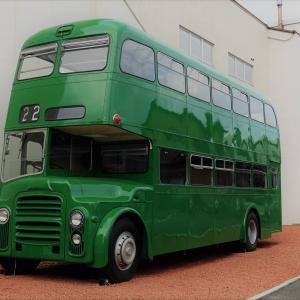 ロンドン・バスを見に~