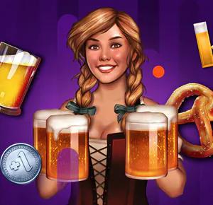 ビットカジノでビールスロットをプレイして乾杯!