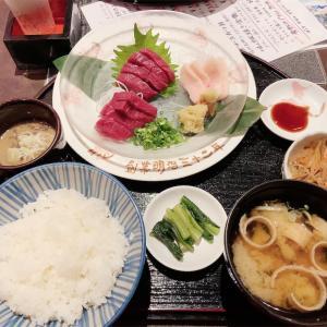 長野1泊旅行④松本の馬肉料理専門店!新三よし!