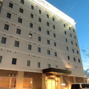 浜松旅行③やっぱりビジネスホテルは天然温泉付きのスーパーホテル!!スーパーホテル浜松さんに泊まったよ^ ^