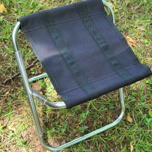 【山歩き】すごいコンパクトに畳める椅子が僕の腰とおしりを救ってくれた