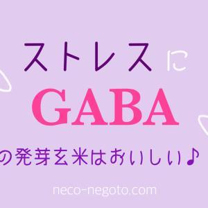 ストレスを軽減するGABAを摂ろう!自家製の発芽玄米は美味しいよ【体験談】
