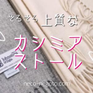そろそろ上質なカシミア大判ストールを…40代女性におすすめのブランドとカラー