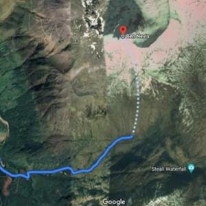 【死へのナビ案内】グーグルマップを登山に使うとwwww