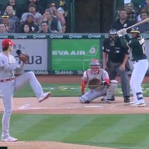 投手大谷さん、6回0失点被安打3の無双 なお後続が一瞬で3失点