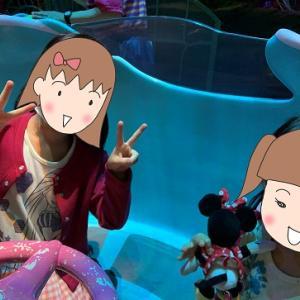 長女、6歳になりました!お祝いにディズニーリゾートへGO!(後編)悪天候 in ディズニーシー!!