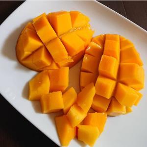【2021年台湾マンゴー】 直輸入のおいしいアップルマンゴーをリピ