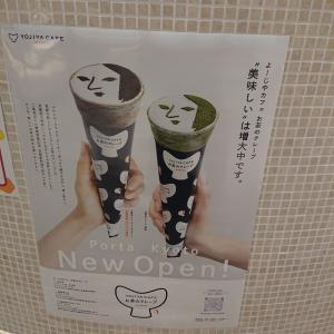 【京都駅】おすすめの抹茶スイーツのお店。テイクアウト可。時間のないときに。