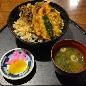 越後湯沢で食べられる絶品天丼ランチ!!【美食華酒 越後や】