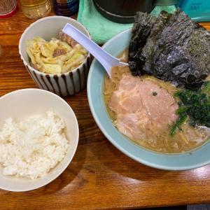 新潟市西区で食べられる最強の家系ラーメン!!【横浜ラーメン 心一家】