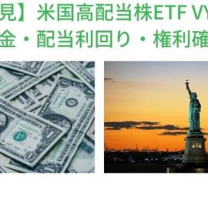 【必見】米国高配当ETF VYMの配当金・配当利回り・権利確定日
