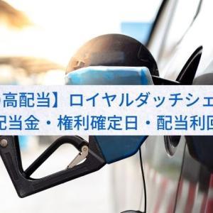【かつての高配当】ロイヤルダッチシェル(RDS.B)の配当金・権利確定日・配当利回り