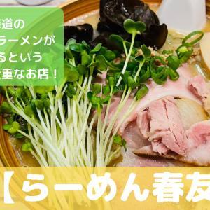 奈良市の味噌ラーメンが美味しいらーめん春友流のメニューや食べた感想は?