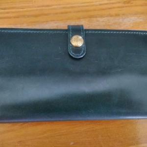 緑の長財布使い始めて3ヶ月!お財布の変化と金運アップ法の効果