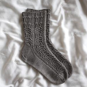 靴下。いつも同じところが破れる原因!