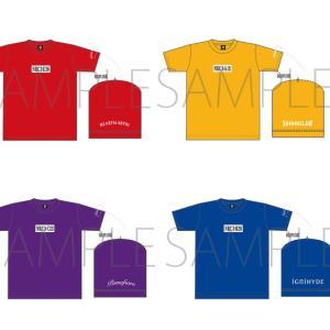 出席番号デザインTシャツ
