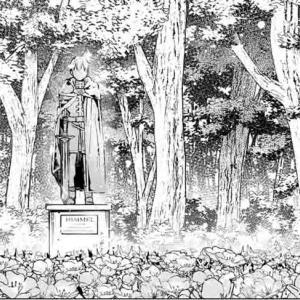 『葬送のフリーレン』第3話 「蒼月草」の魔法