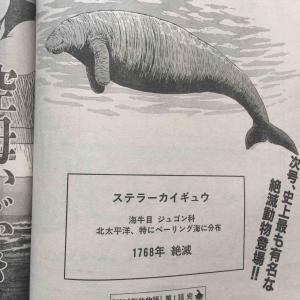 『絶滅動物物語』第1話 ステラーカイギュウ