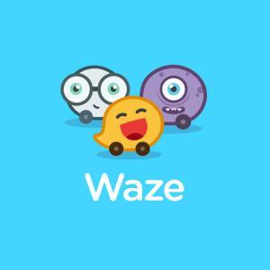 カーナビ Waze