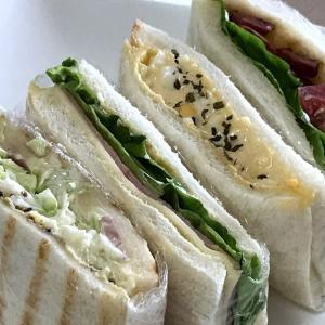 4種サンドイッチ