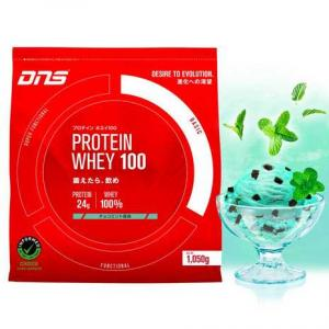 ディーエヌエス(DNS) プロテインホエイ100 チョコミント風味