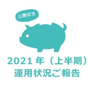 2021年運用状況(上半期)