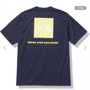 +44 THE NORTH FACEのTシャツ