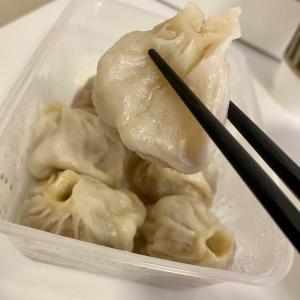 今日のウーバーピックアップ【中華朝食】