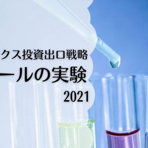 【インデックス投資の出口戦略】4%ルールの実験(2021年)