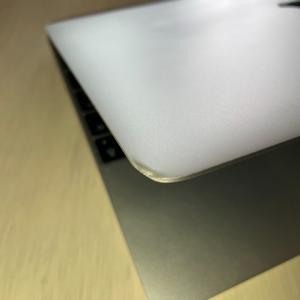 MacBook落とした!2