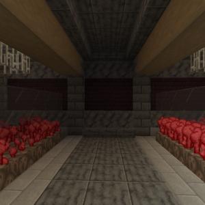 【リククラ#35】拠点地下倉庫完成!ネザーウォート栽培と醸造部屋作り