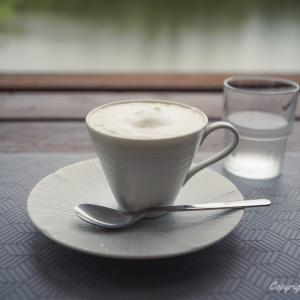 【名古屋市】池のほとりのカフェに行ってきました