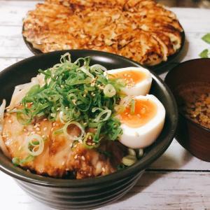 ランチにも!業務スーパーの煮豚で簡単つけ麺 5人前で1000円以下 煮卵