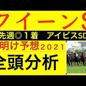 【クイーンステークス2021】TARGET.JVを活用し徹底分析!今年は函館で行われるクイーンSです。能力と調子がモノをいう夏の名物牝馬限定戦有力馬考察! 激走馬発見!穴馬券