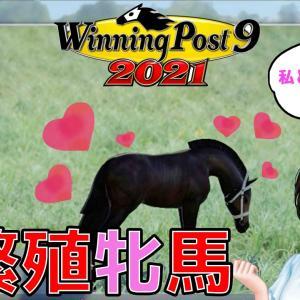 【ウイニングポスト9 2021】 攻略 S配合あり初心者おすすめ序盤 繁殖牝馬 解説