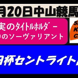 【競馬予想】朝日杯セントライト記念GⅡ2021年9月20日 中山競馬場