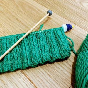 編み物、はじめました