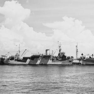 7. 連合国軍のアッツ島上陸
