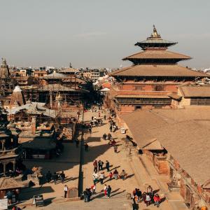 【🐱またたび✈】海外一人旅で迷子になったらやってみること in カトマンズ/ネパール