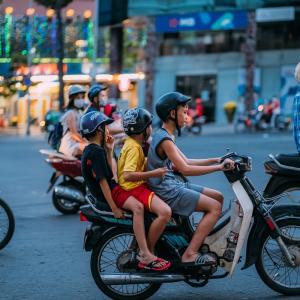【🐱またたび✈】ベトナム・ホーチミン道路横断の3つの方法