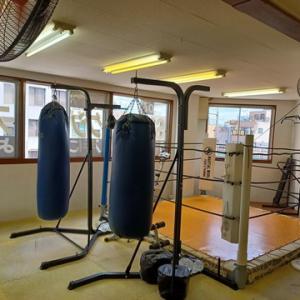 7月24日のksボクシングスクール