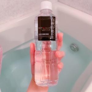 超軟水「白神山水」のお水にハマり、ゴクゴク飲んでいます。