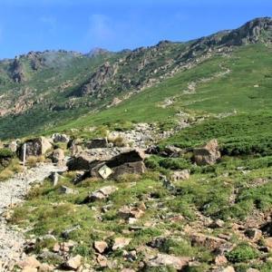 子供のころからの思い出・・・早池峰山への道
