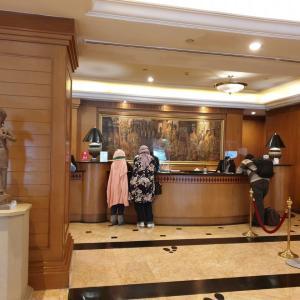 Aryaduta menteng ホテル