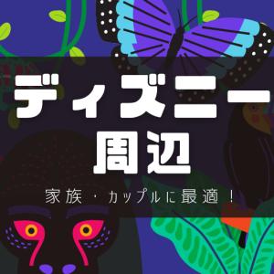 【ディズニー周辺】デイユースできるホテル6選|休憩・仮眠に!