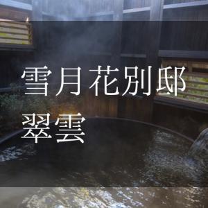 雪月花別邸 翠雲 日帰り温泉『個室プラン』利用できる宿