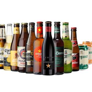 【おすすめのプレゼント】世界のビール飲み比べセット(高級ビール入!)